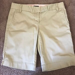 J.Crew City Fit Short